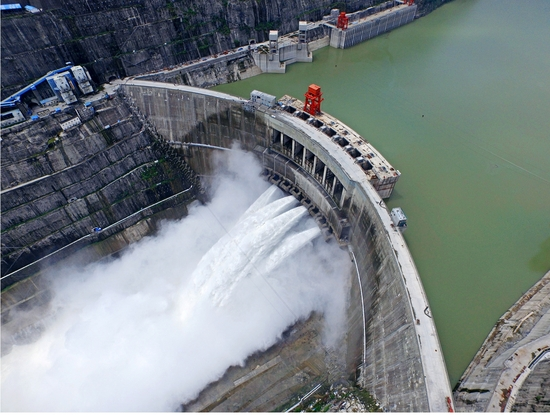 三峡向家坝,溪洛渡水电站工程审计进点